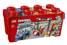 LEGO® Juniors 10673 Große Steinebox Ralley NEU OVP_ Race Car Rally NEW MISB NRFB