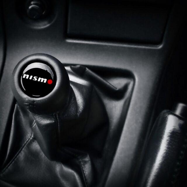 Shift Knob Nismo Old Emblem R30 R31 R32 R33 GT-R SKYLINE S13 S14 100NX 5-6 Speed