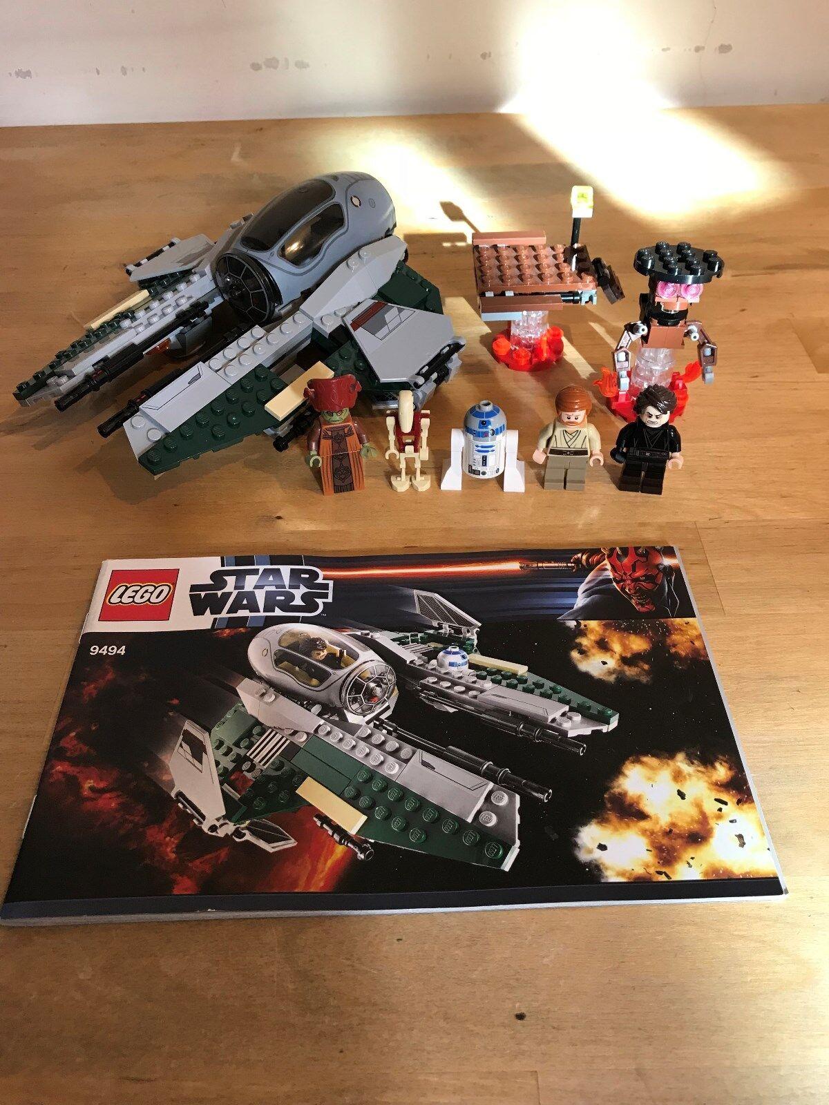 Lego Star Wars 9494 - Anakin's Jedi Interceptor (Boxed)