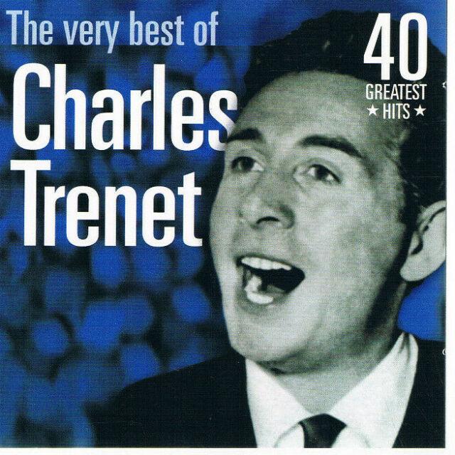 "Charles Trenet: ""The very Best of"", Top Doppel CD"