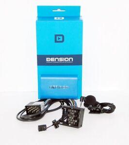 Details About Dension Gateway Lite Bt Bluetooth Usb Bmw 3er 5er X3 Business 17 Pin R50 R52 R53