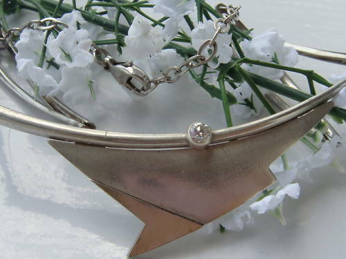 Moderno collana silver 925 HE accessori in silver collana