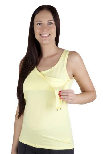 Stillshirt Umstandsmode Shirt Top Bluse Stilltop Stillbluse Stillmode  Unterhemd