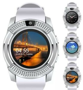 LATEST-ROUND-FACE-BLUETOOTH-TOUCH-SCREEN-SMARTWATCH-FOR-SAMSUNG-IPHONE-LG-ZTE
