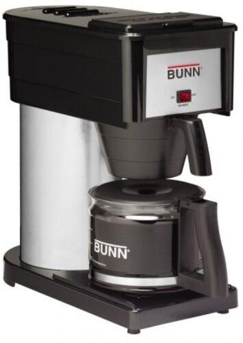 Coffee Brewer Maker Machine Warmer Drip-free Carafe Hot Water Tank Black New