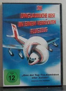 DVD Die unglaubliche Reise in einem verrückten Flugzeug - FSK 12