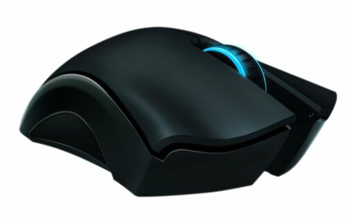 Razer Mamba Wired//Wireless Ergonomic Gaming Mouse Multi-Color Lighting
