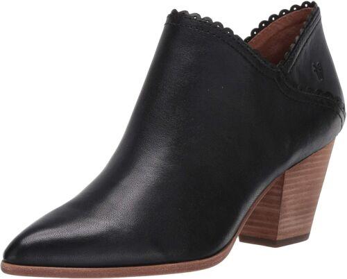 Frye Women/'s Reed Scallop Shootie Ankle Boot