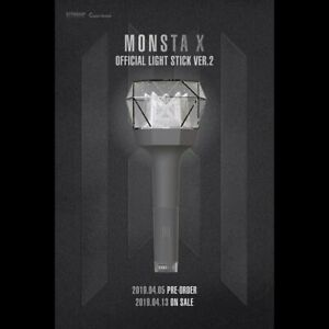 PRE-ORDER-MONSTA-X-MONBEBE-OFFICIAL-LIGHTSTICK-VER-2-WITH-TRACKING-SEALED