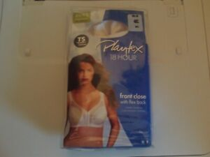 Playtex Womens 18 Hour Front-Close Wire-Free Bra Style