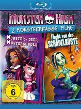MONSTER HIGH-2 MONSTERKRASSE FILME  BLU-RAY NEU