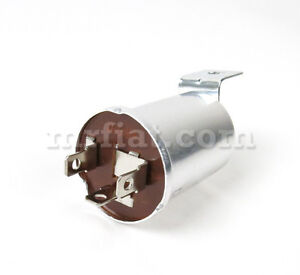 Fiat 850 124 Turn Light Relay Variable Load Max 180W New