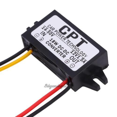 14-50V To 12V DC//DC Male Converter CPT Step Down Regulator Car Led Power Supply