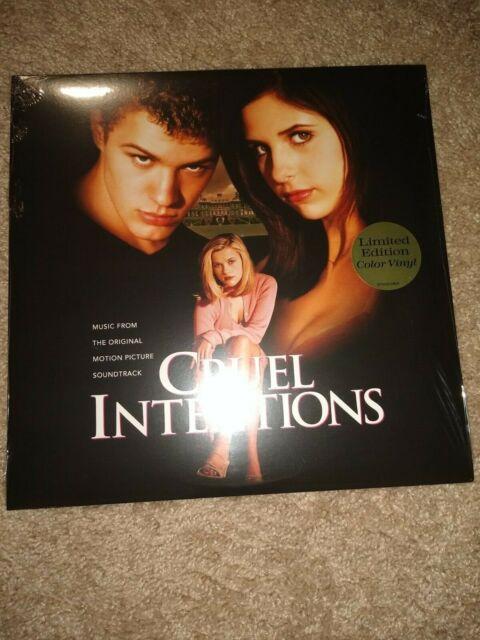 Cruel Intentions Soundtrack 2xLP Pink Colored Vinyl New ...