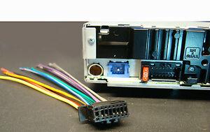 pioneer radio stereo wire harness deh 2200ub 1300mp p4300ub 3200ub p4200ub ebay