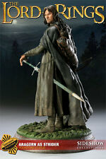 Sideshow Lord of the Rings - Aragorn as Strider Exclusive Polystone Statue #178