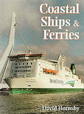 Coastal Ships and Ferries-ExLibrary