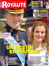 Felipe Letizia_Kate Middleton_Harry_Elisabeth II_Mette-Marit_Casiraghi_Charlene