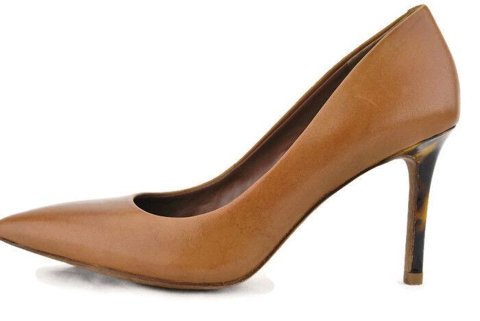 Lauren Ralph Lauren Kabree Pointed Toe Womens Heel Shoes,Polo Tan,New,5B,0272