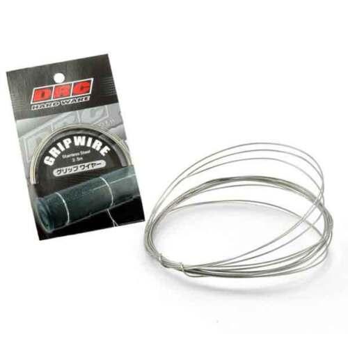 fil cable inox fixe revetement de guidon 2.5 m poignées cross enduro Grip wire