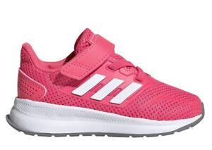 Adidas-RUNFALCON-I-EG2227-Fuxia-Scarpe-da-Ginnastica-Running-Bambina