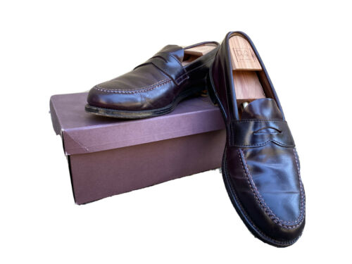 Brooks Brothers by Alden Loafers 11.5D Shell Cordo