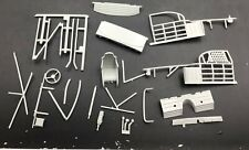 125 Race Car Roll Cageseat Pedalsect Kit Parts Nascar Or Mcm