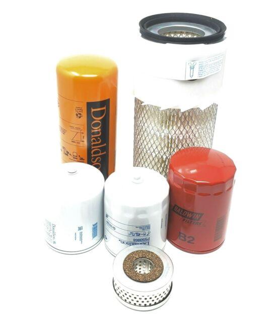 480LL Loaders w// G188D Eng. CFKIT Filter Kit for CASE 480D