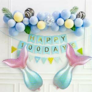 Mermaid-Tail-Balloon-Under-the-Sea-Party-Decorations-For-Birthday-Baby-Shower