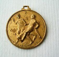 Old Football cup medal Coppa E.N.A.L. Vicenza 1962 calcio Italy Italia rare