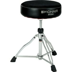TAMA-1st-Chair-HT430BC-Round-Rider-Updated-Cloth-Top-Flat-Top
