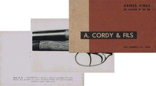 Liege, Belgium Cordy /& Fils c1920s A