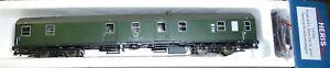 Heris 11294 Post-a / 21 Briefpostwagen Ep Iv Vert H0 1:87 Neuf Et Emballé Kb6 Μ