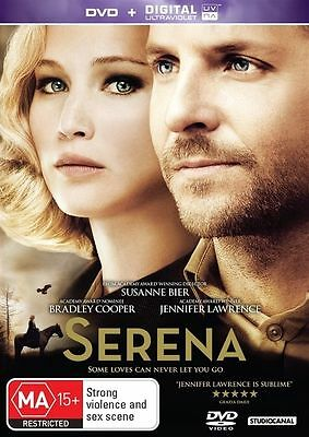 Serena (DVD, 2015) *NEW & SEALED  R4