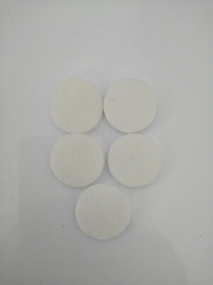 Es- Phonecaseonline 5 Pz Sponge 79-5519 Replacement Filter Zd-915 20.8mm White