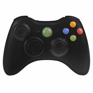 Wireless-Controller-Shell-Button-Case-Kit-Set-for-XBox-360-Matte-Black-Case