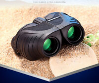 Us Qanliiy Paul 10x25 Portable Hd Night Vision Binocular Telescope Hiking Travel