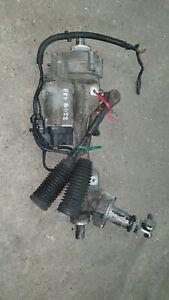 #058 Lenkgetriebe BMW E81 E82 E87 E88 E90 E91 E92 Servolenkung Elektr. 6782197