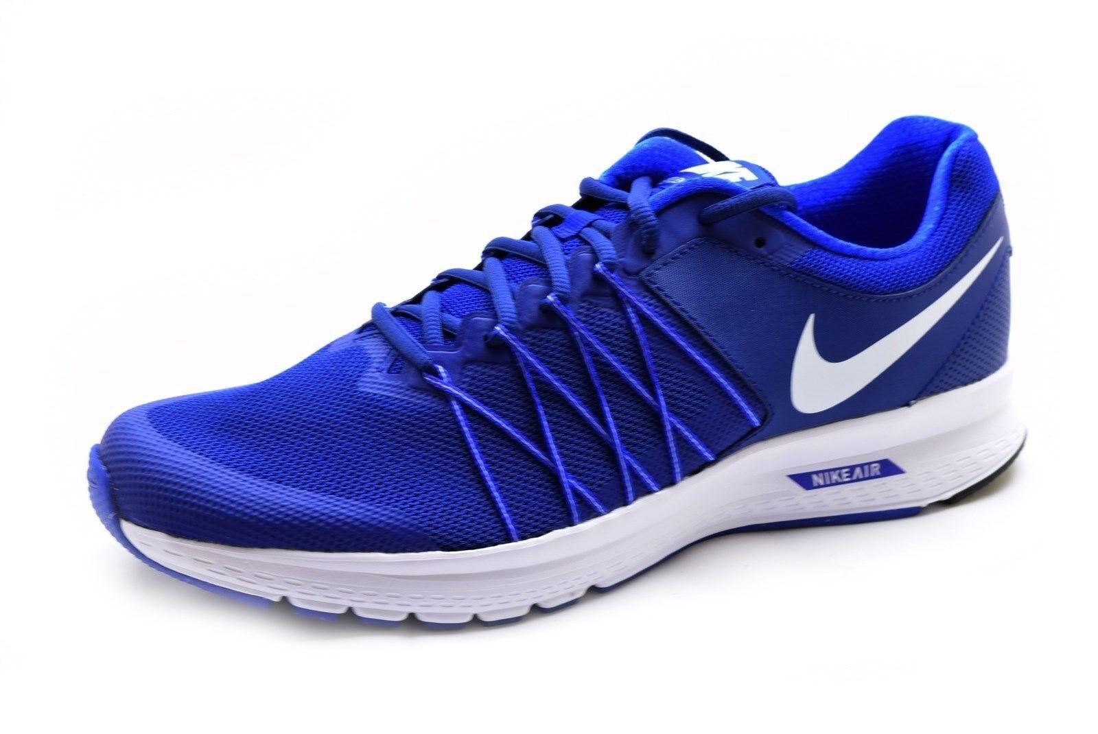 Der nike air relentless men 6 dark Blau / Weiß men relentless 's running schuhe der größe 10,5 - nib 90bb2b