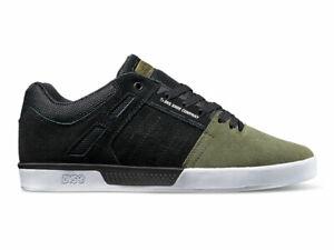 DVS Skateboard Shoes Getz+ Olive/Black
