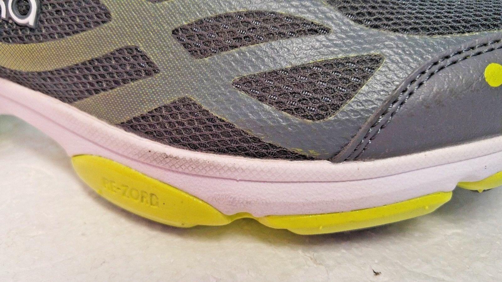 Ryka 8.5 Para Mujer tenis devoción XT, Gris/Limón/blanco, tamaño 8.5 Ryka W 6a4ab3