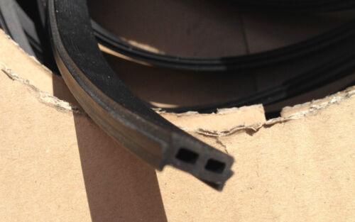 3,99 €//m émergents Joint d/'étanchéité de porte joint noir Ako therm 2136