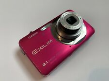 BattPit trade; New Digital Camera Battery Charger Replacement for Casio Exilim EX-Z550PK 900 mAh