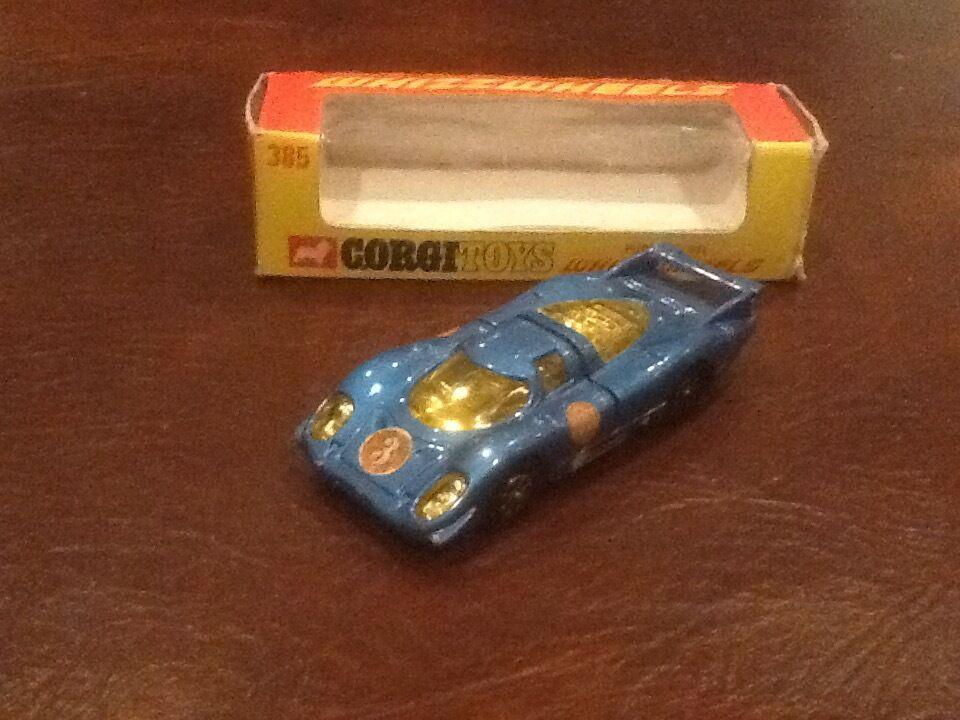 Corgi Toy  Porsche 917 917  Car  Boxed