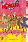 Hetalia - Axis Powers 03 von Hidekaz Himaruya (2012, Taschenbuch)