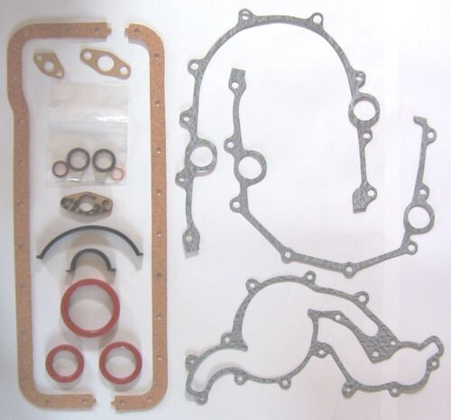 Ford Capri 2.3 /& 2.8 V6 Replacement Bottom Sump Gasket Set