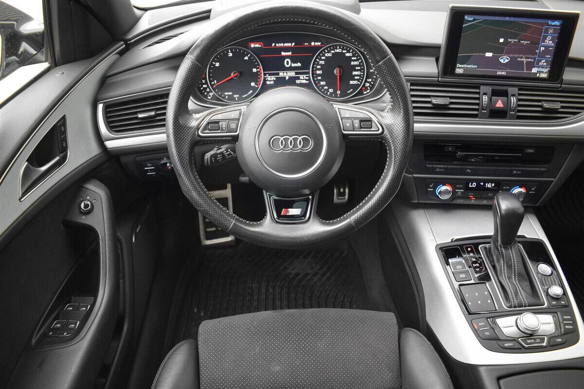 Audi A6 2,0 TDi 190 Ultra S-line Avant S-tr. - billede 5