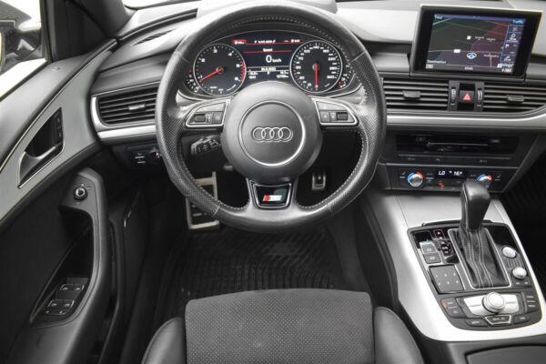 Audi A6 2,0 TDi 190 Ultra S-line Avant Str - billede 5