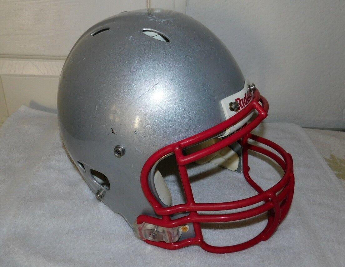 GAME USED 2000s UNLV REBELS #19 AUTHENTIC RIDDELL NCAA COLLEGE FOOTBALL  HELMET M | eBay