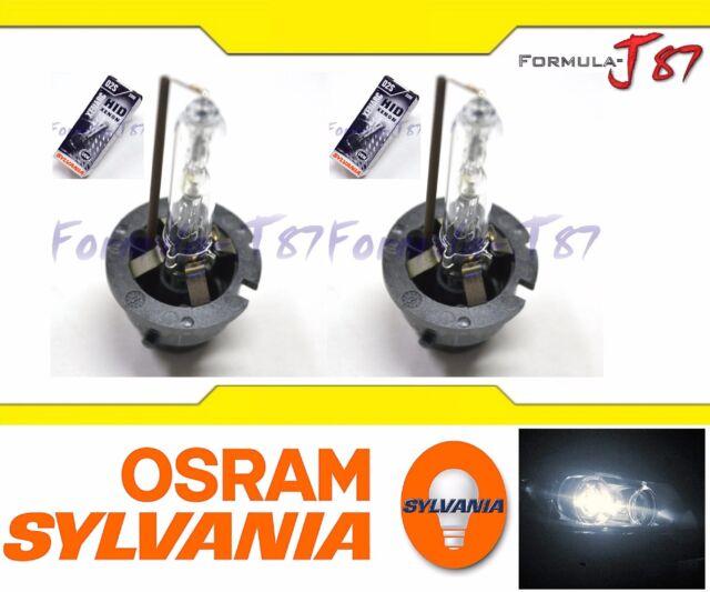 Sylvania Xenon Hid D2S Deux Ampoules Phares Remplacer Prise Play OE Croisement
